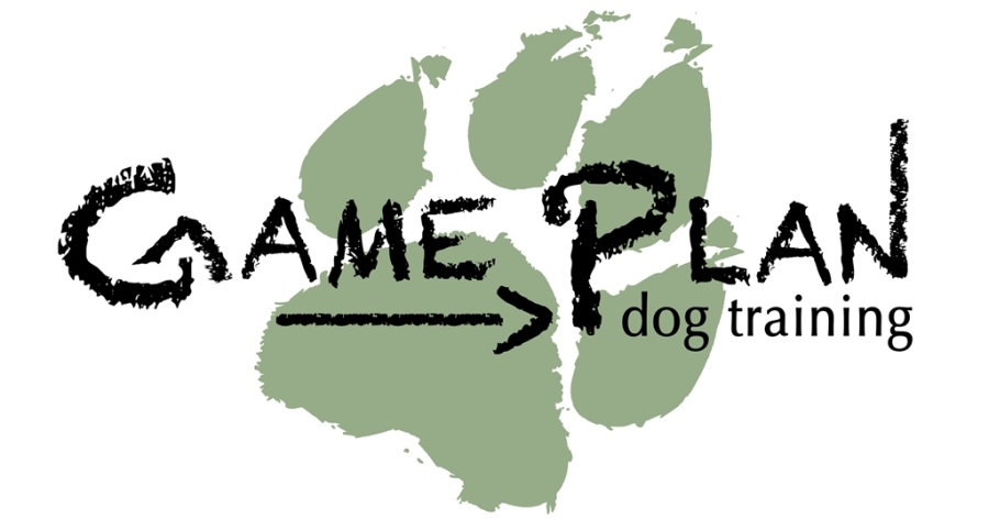 Game Plan Dog Training